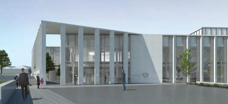 Work to start on Inverness-based justice centre