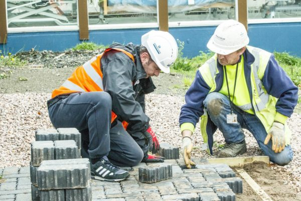 Taster session provides glimpse into potential construction careers