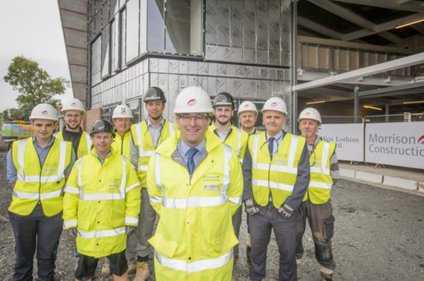 Morrison named Contractor of the Year at inaugural awards ceremony