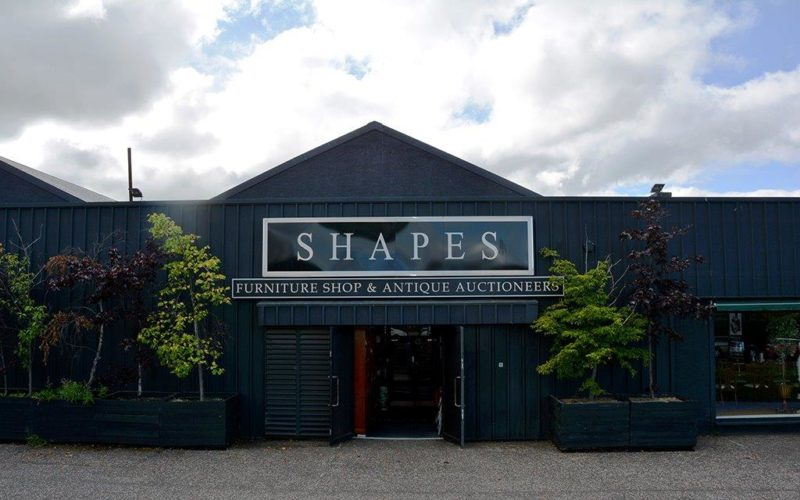 Investment Firm Snaps Up Shapes Auction House