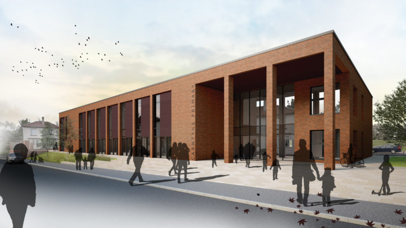 Bam Secures Glasgow Primary School Double Project Scotland