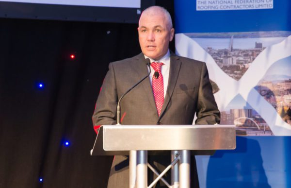 New accreditation for roofing sector announced