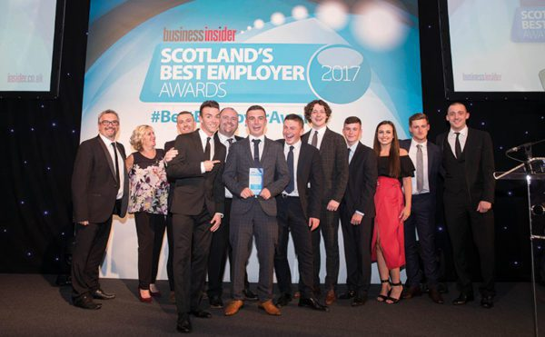 GMG completes hat-trick of youth employment prizes