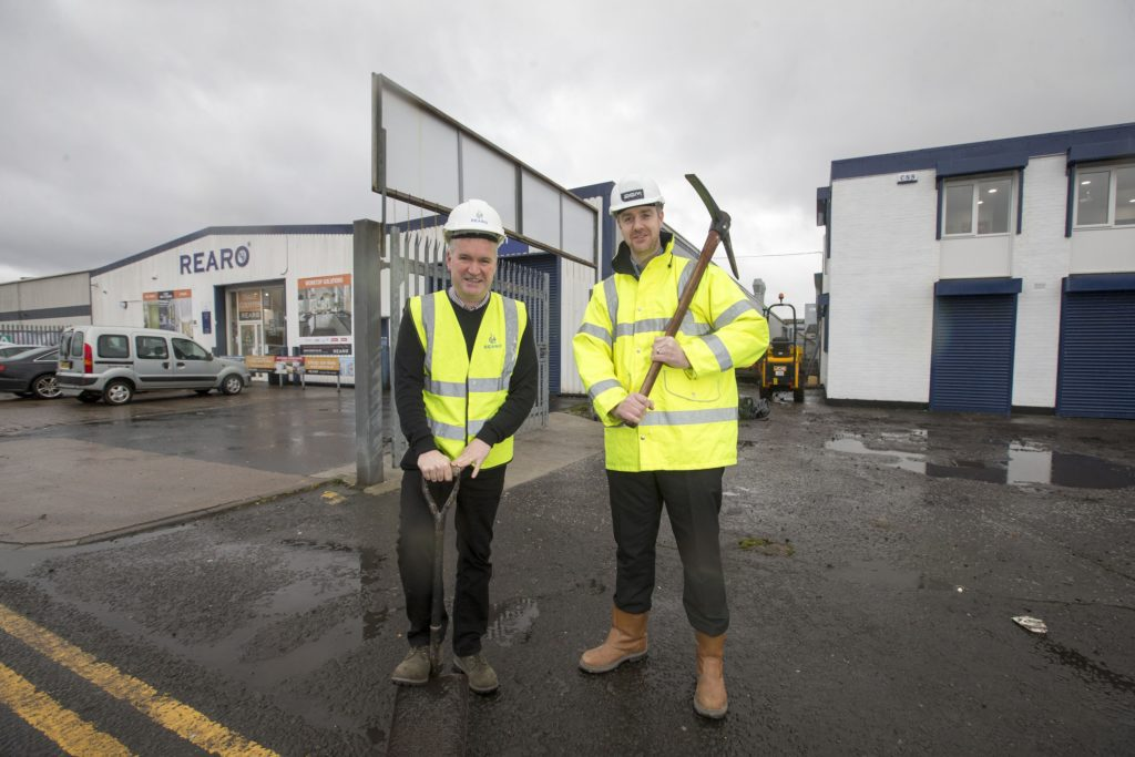 Glasgow Firm Outlines Ambitious Expansion Plans