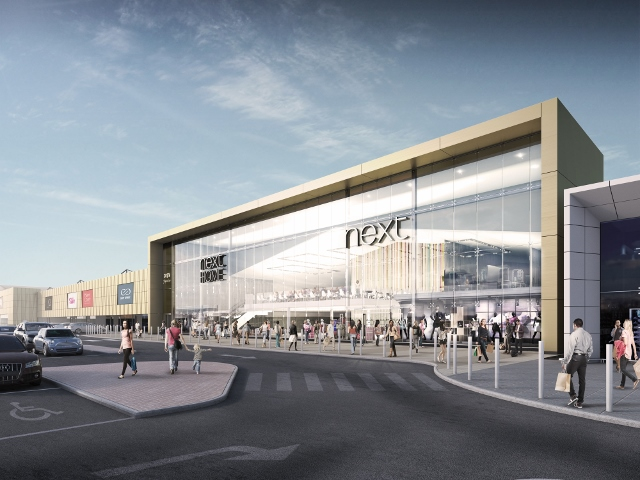 Livingston Retail Park Set For U201c21st Century Faceliftu201d