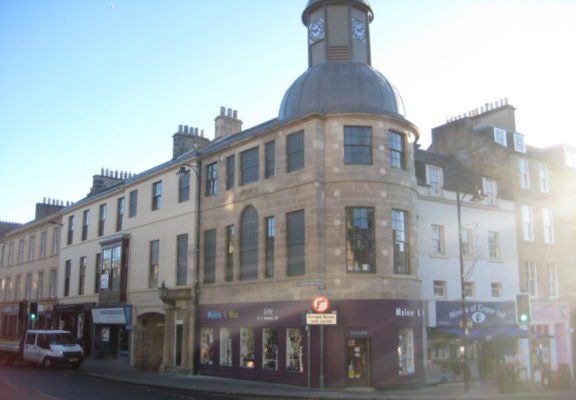 £500,000 refurbishment project breathes new life into Fife building