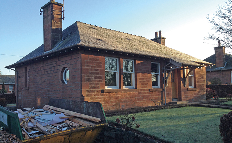 A Modern Touch For Historic Buildings Project Scotland