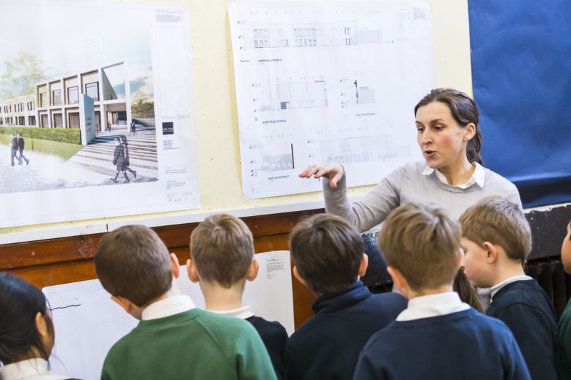 Construction Firms Mark Scottish Apprenticeship Week