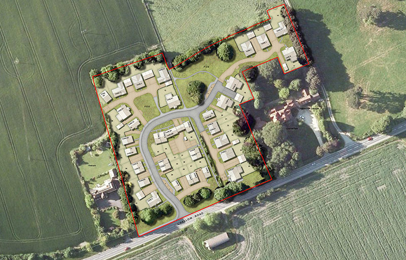 Mactaggart & Mickel receive green light for second English housing ...