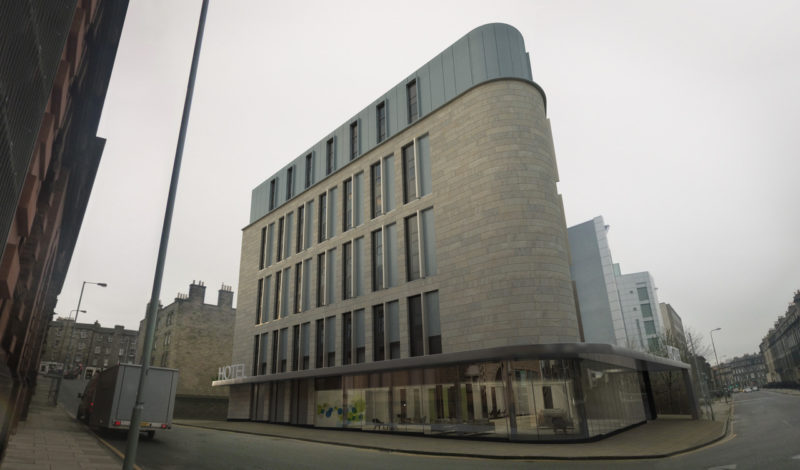 Boutique Hotel Project Underway In Edinburgh Project
