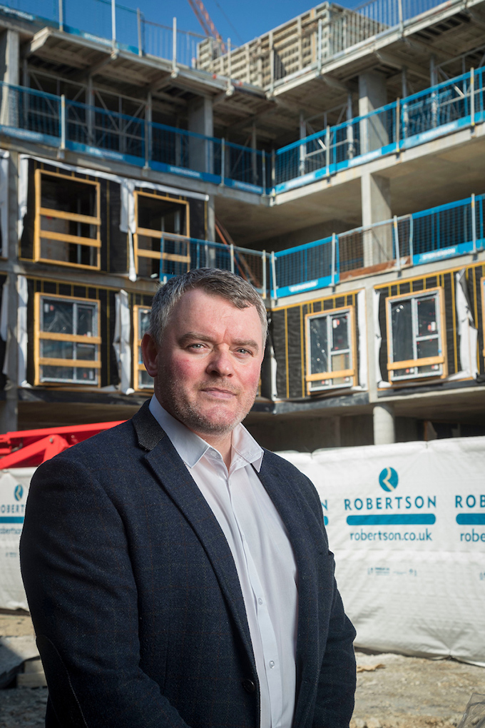 Robertson Forecasts Quot Bright Quot Financial Year With 163 80m