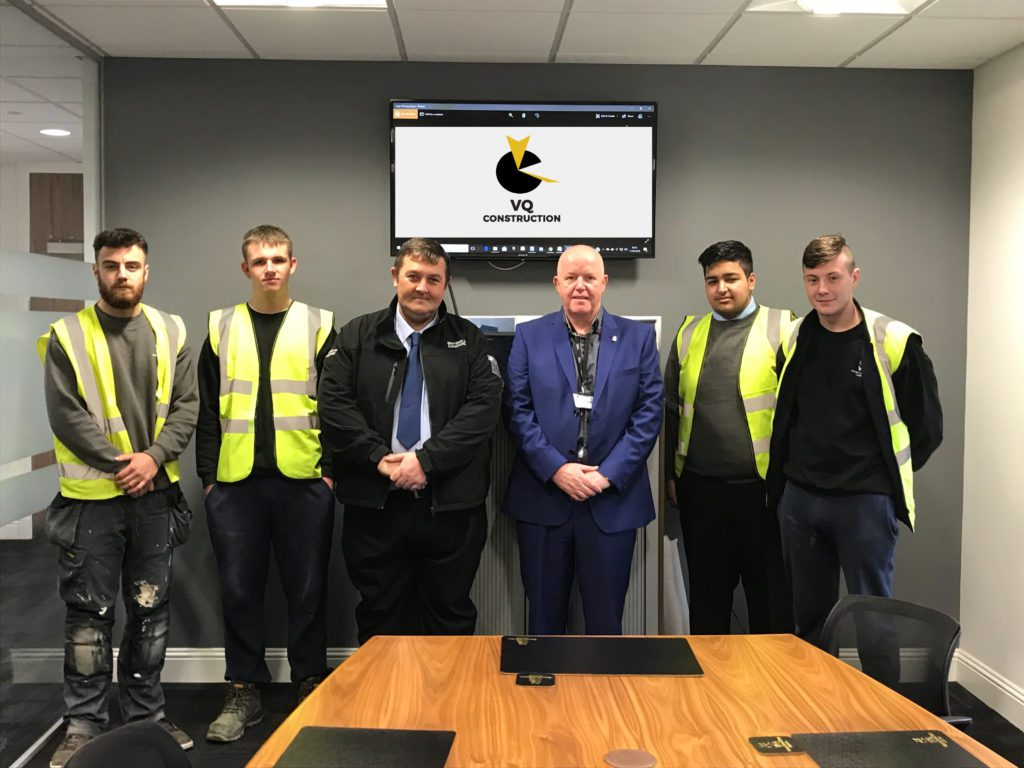 Ex Carillion Apprentices Find New Home At Vq Construction