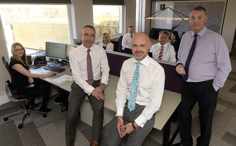 Scots Housebuilder Acquires Two New English Sites