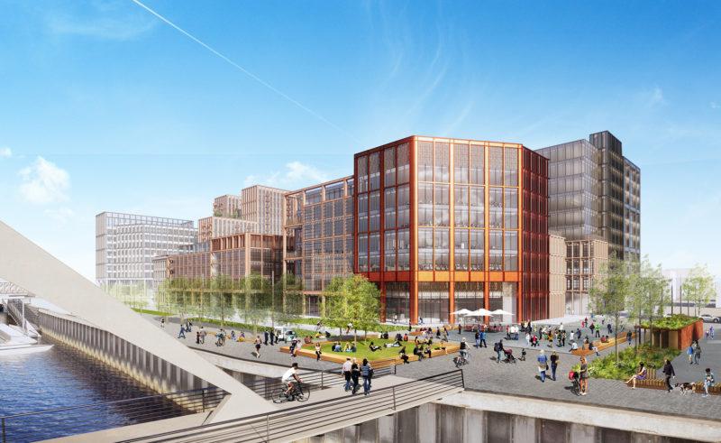 Barclays Glasgow Plans To Kick Start Massive Construction