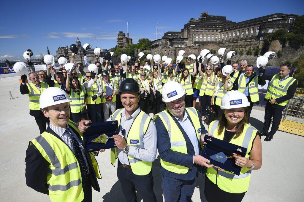 New Edinburgh Based Uk Government Hub Reaches Major