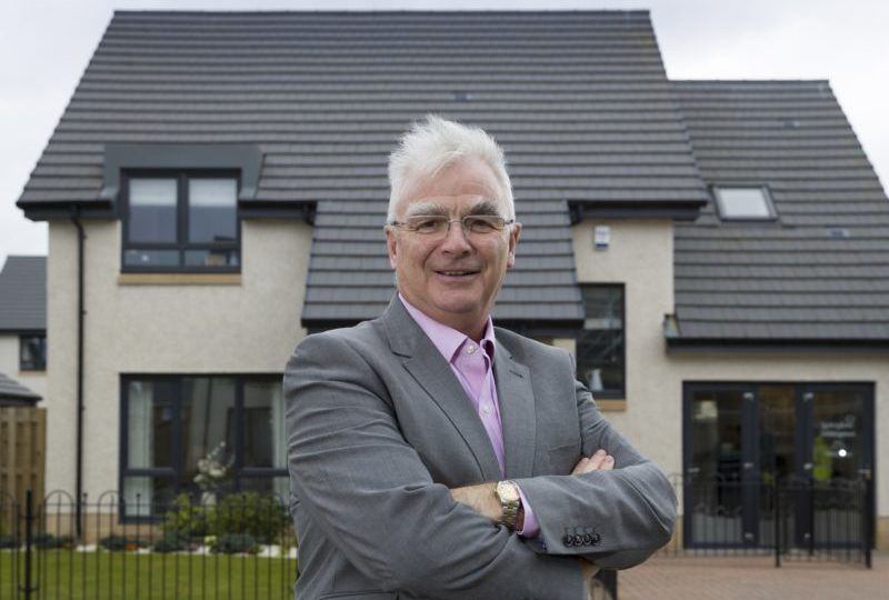 housebuilder to deliver 1 900 home livingston site project scotland