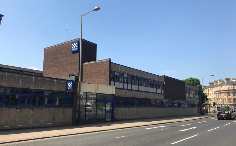 Former Police Station Finnieston Glasgow | Project Scotland