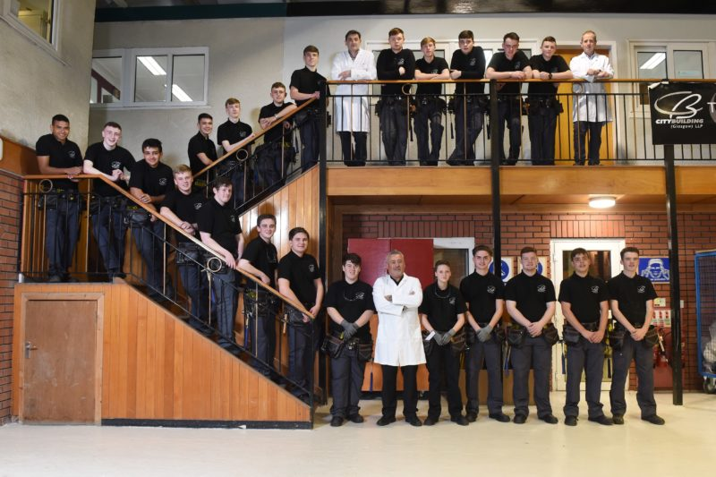 Glasgow Firm Announces New Apprentice Intake After