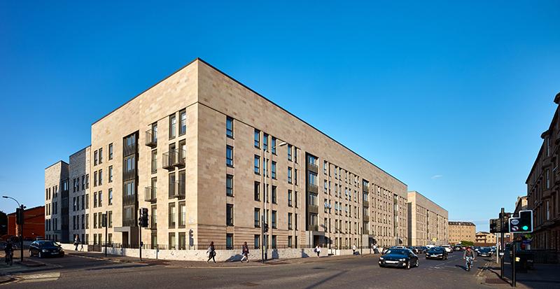 Glasgow Regeneration Development A Quot Resounding Success