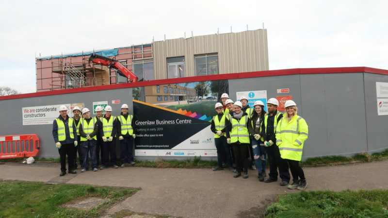 Newton Mearns Project Delivers Range Of Community Benefits