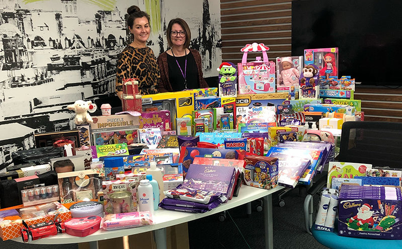 M Pact Donates Generous Gift Haul To Vulnerable Families