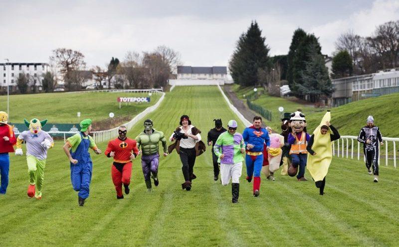 Racing Cert Runners Surpass Charity Fundraising Target