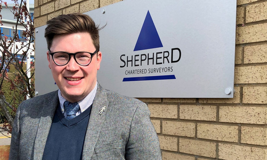 Surveyor Opts For Fife Return To Develop His Career