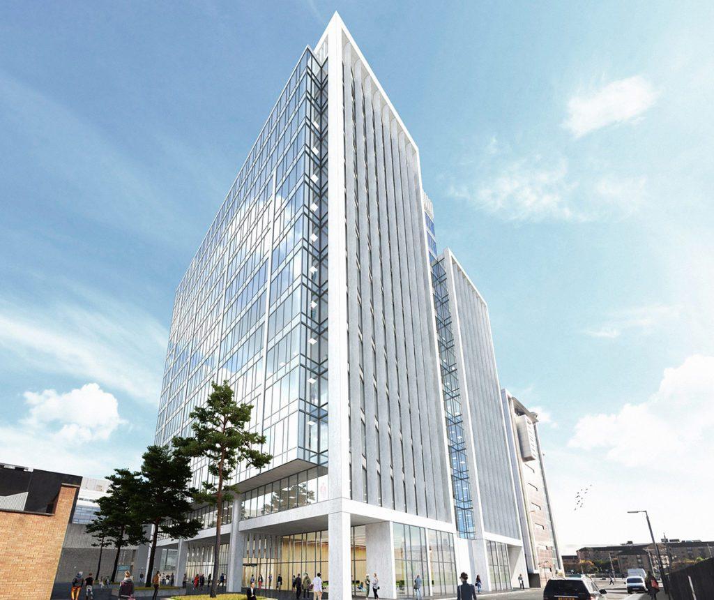 Green Light For Glasgow Office Development