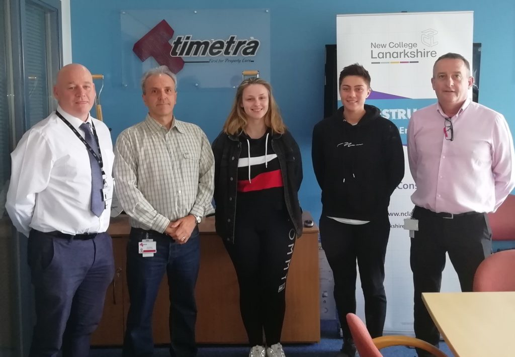 Construction Course Pays Off For Joinery Apprentices