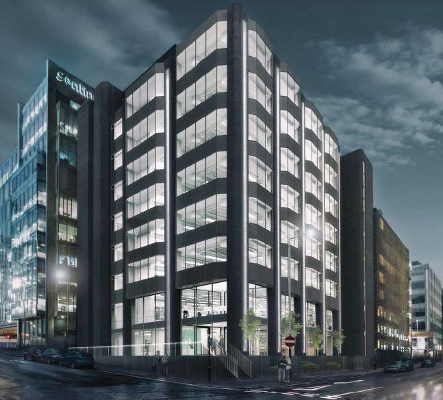 Work Starts On Glasgow City Centre Office Refurbishment