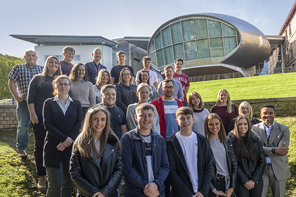 Edinburgh Napier University Adds To Its Graduate