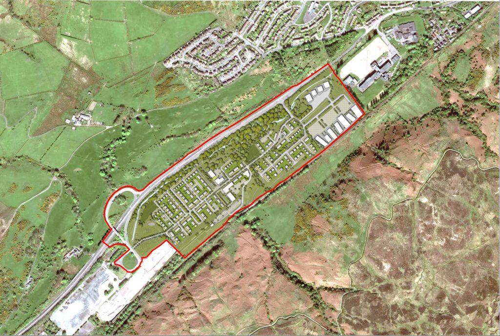Plans For Regeneration Of Former Ibm Site In Greenock