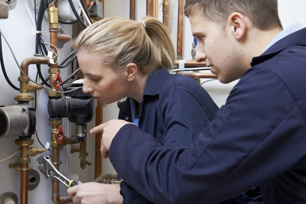 Collaborative Approach Helps Keep Apprenticeships On Track