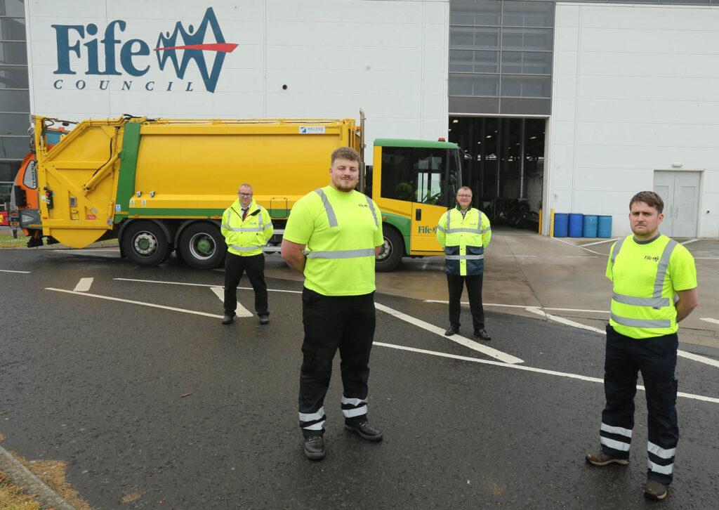 Fife council hails building services construction ...